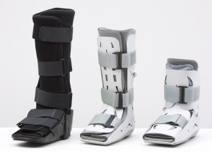 How to Bling Your Boot, Cast, and Crutches Part 1 of 3