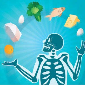 Bone health foods