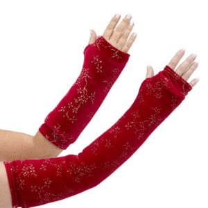 CastCoverz! Arm Cast Cover Rubylicious Red