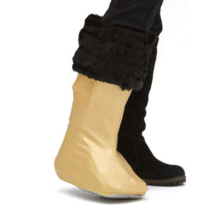 CastCoverz! Boot Cover Gold