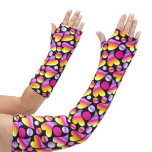 CastCoverz! Fashion Arm Cast Cover in Sherbet Love