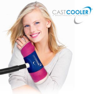 CastCooler Relief for Itchy Casts