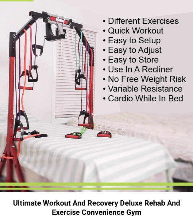 Ultimate Workout And Recovery